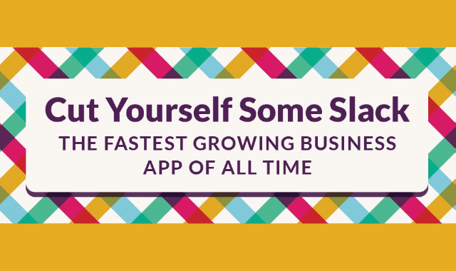 Cut Yourself Some Slack: The Fastest Growing Business App of All Time
