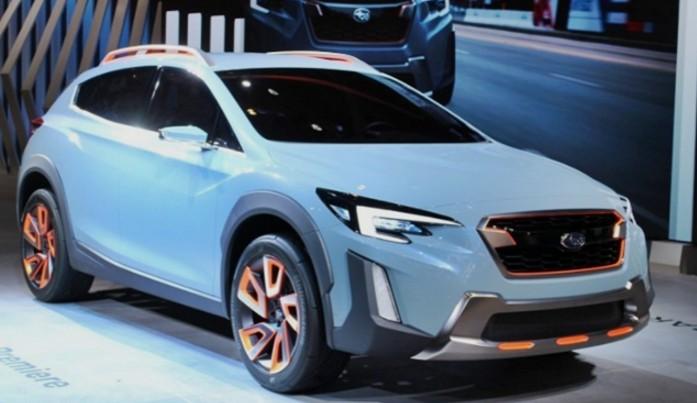 2018 subaru crosstrek release date cars reviews rumors and prices. Black Bedroom Furniture Sets. Home Design Ideas