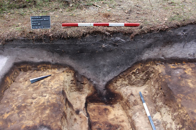 Roman legionnaire camp found in Germany