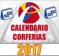 Calendario de Corferias 2017