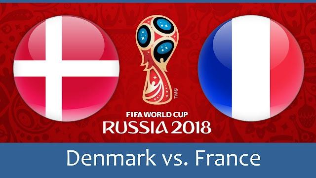 فرنسا والدنمارك بث مباشر