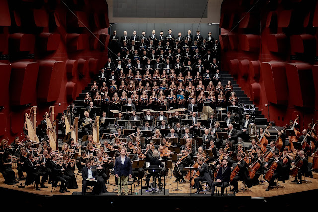 Berlioz: La damnation de Faust dress rehearsal - Orchestre Philharmonique de Strasbourg (Photo Gregory Massat)