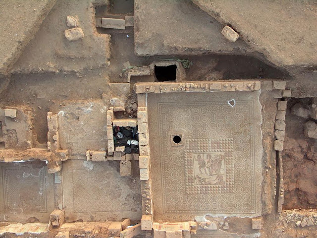 1,700 year old Roman villa discovered in Libya