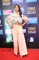 Actress Lakshmi Manchu Pos in Stylish Dress at SIIMA Short Film Awards 2017 .COM 0012.JPG