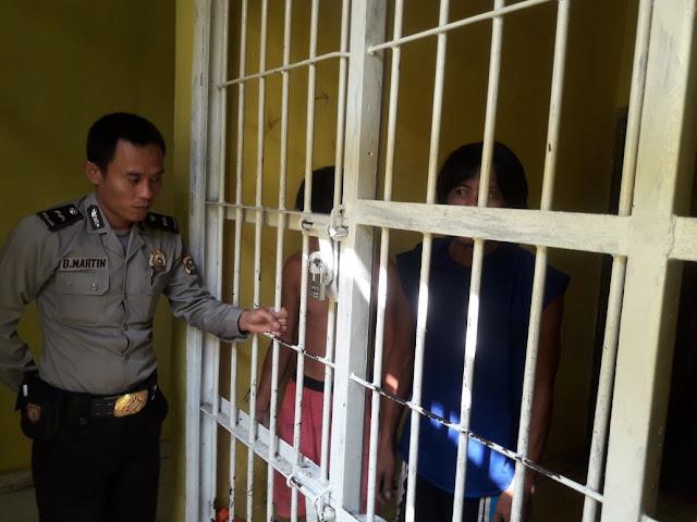 2 Pelaku Curat Diamankan Polsek Sekayu, 1 Orang DPO