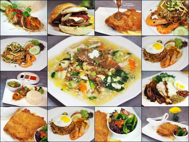 Sunway Putra Hotel Kuala Lumpur ALL-DAY-DINING DELIGHTS SET LUNCH MENU RM 25 Nett Per Set