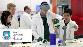 Chemical Engineering Academic Achievement Scholarship Program at Sheffield University in UK