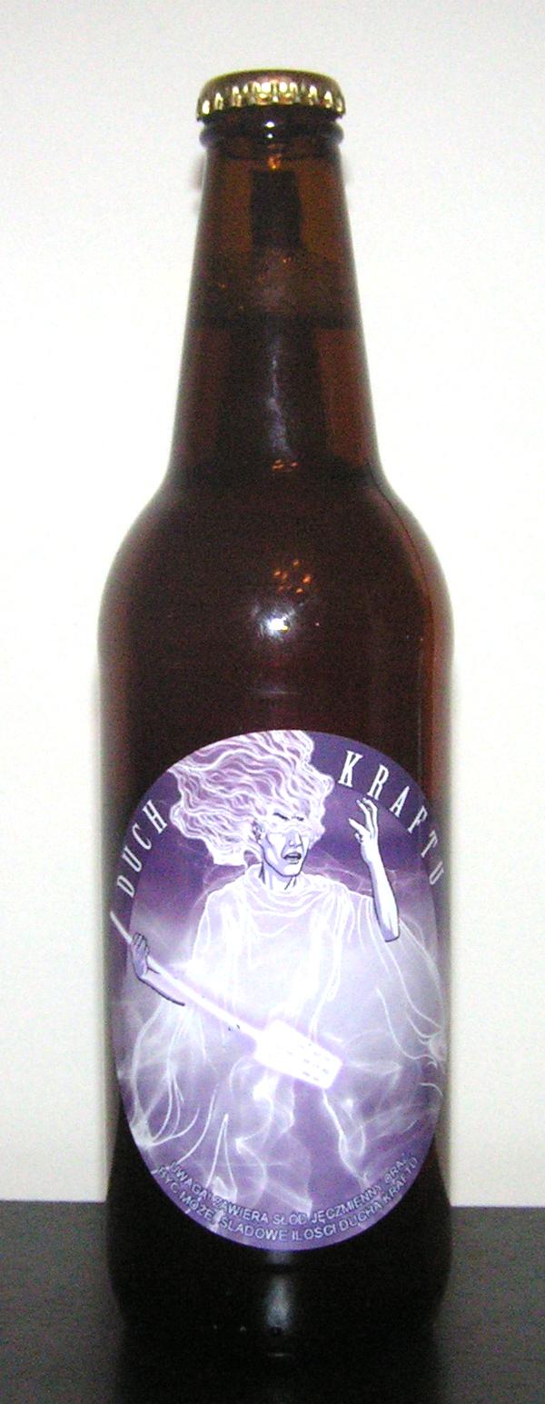 Duch Kraftu | Piwoteka | butelka
