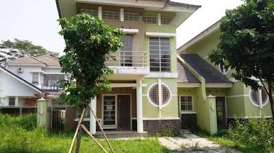 Rp 1.700.000.000 Rumah di Cluster Depan Sentul City (code:114)