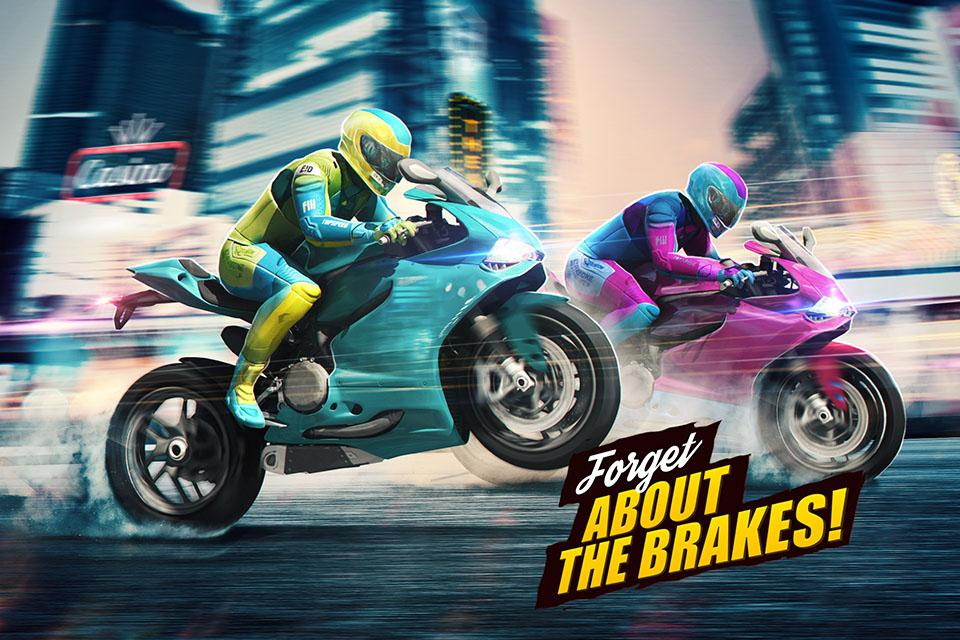Top Bike Racing & Moto Drag MOD APK terbaru