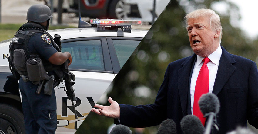 ESTADOS UNIDOS: Presidente Trump, pide a maestros portar armas para defender a estudiantes