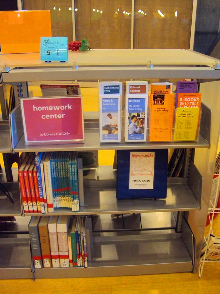 King county library homework help