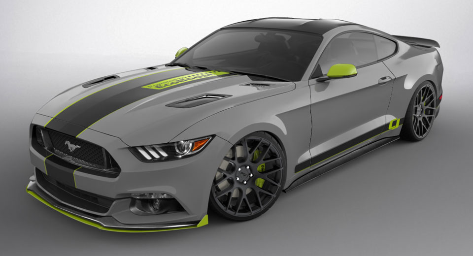 Customized Mustang >> Six Customized Ford Mustangs Shape Up For Sema