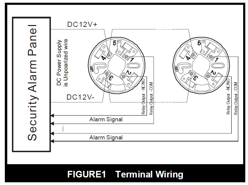 Smoke Detectors Wiring For 4 Home Wiring Diagram Data Site