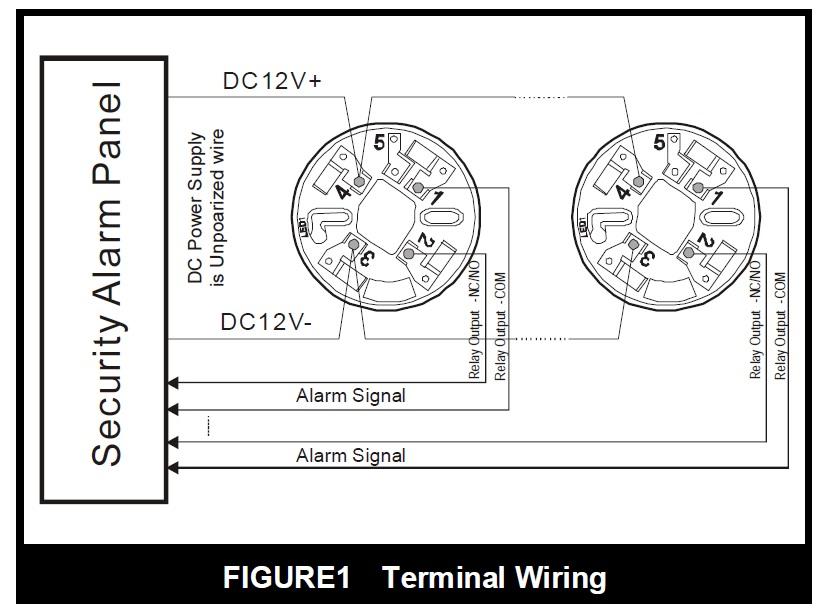 smoke detector 2151 wiring diagram wiring diagram rh a11 tempoturn de