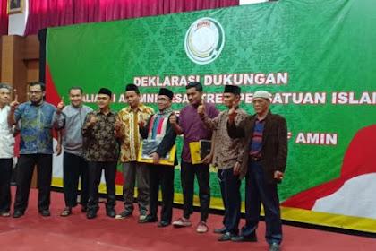 Catut Nama Organisasi, PP Persis Bakal Somasi Panitia Deklarasi Paslon Jokowi-Maruf Amin