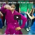 Drunk Indian Girl Dancing on Road with Full Josh | viral Video