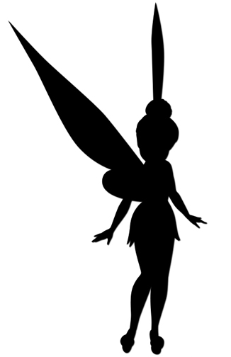 The james family pumpkin carving patterns for Tinkerbell pumpkin template free