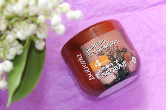 Отзыв: Испанская косметика Babaria. Тонирующий гель с кокосом Babaria Sun Bronceador Tanning Cream SPF 4.