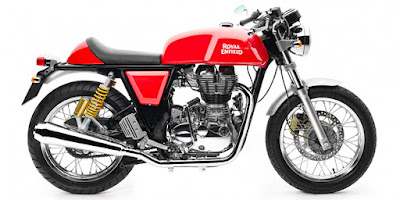 Royal Enfield Continental GT hd pics