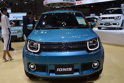 New 2016 Maruti Suzuki Ignis HD image