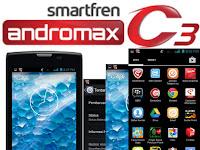 Cara Screenshot Smartfren Andromax C3 AD6B1H