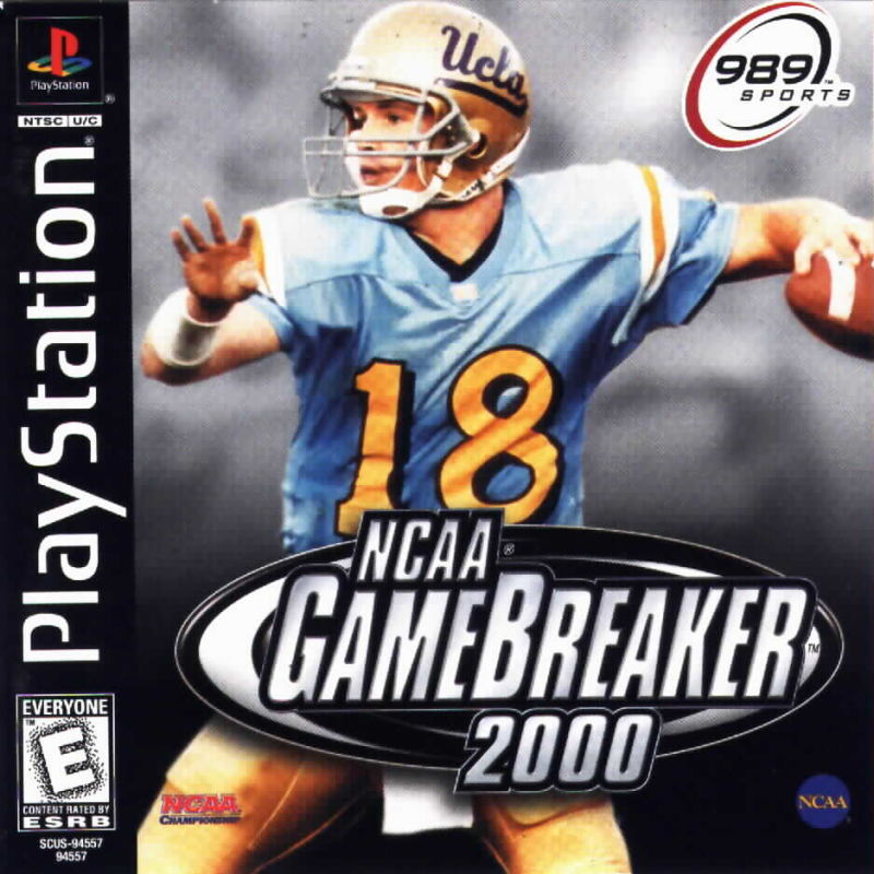 NCAA Gamebreaker 2000 - PS1 - ISOs Download