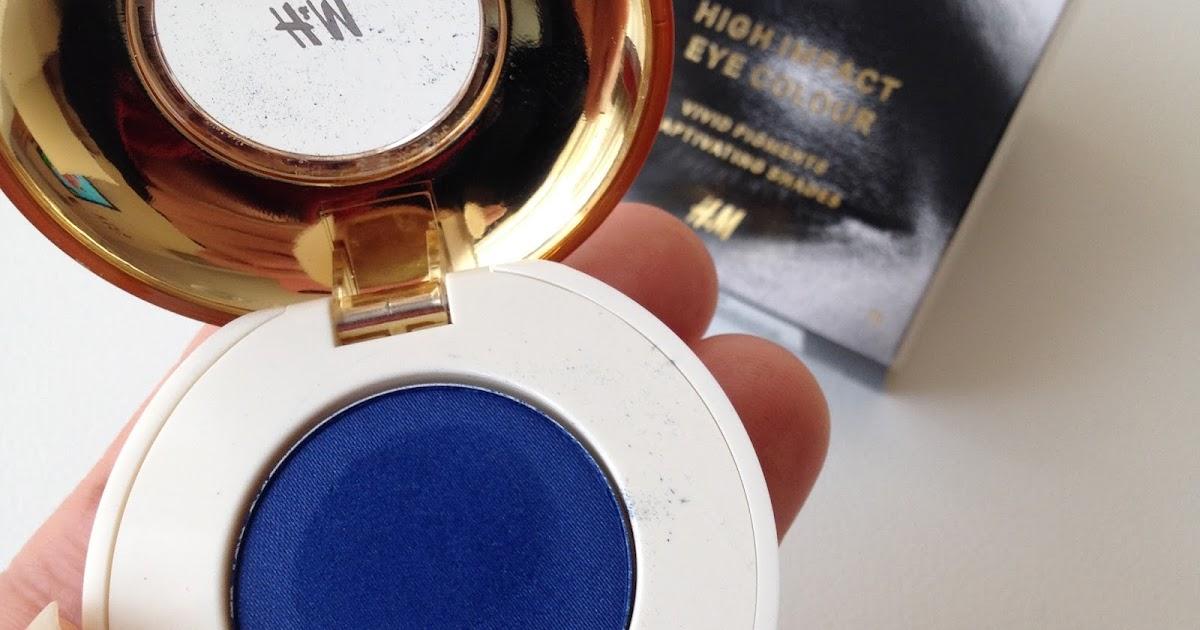 RÜYALARIMIN FARI | H&M BLUEPRiNT EYESHADOW