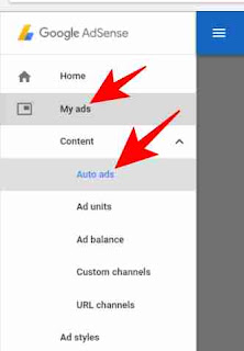 Adsense auto ads kya hai or use kaise kare 2