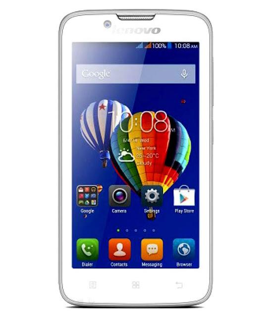 Cara Screenshot Hp Android Lenovo A316i
