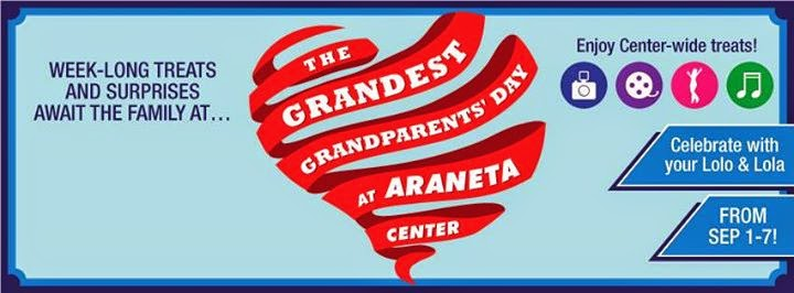 Araneta Center Grandparent's Day
