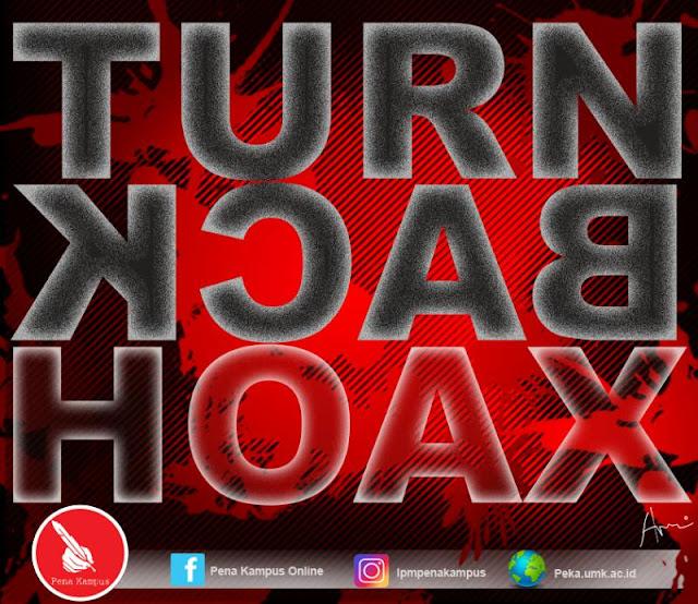 Turn Back Hoax, Upaya Mengatasi Hoax