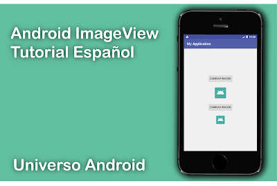 Android ImageView Kotlin Example Tutorial