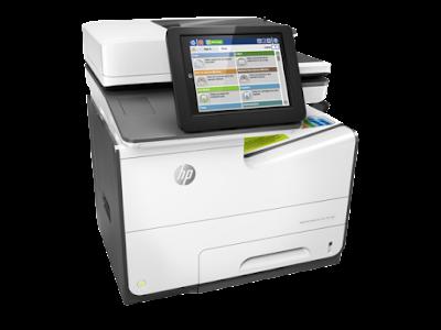 HP PageWide Enterprise Color 586 MFP Driver & Software Download