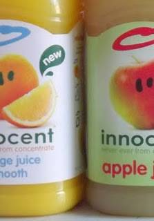 Innocent Fruit Juice Review: What The Kids Really Think