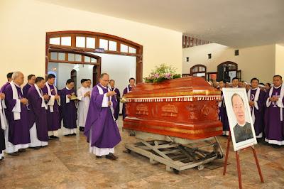 GP Bà Rịa: Thánh lễ an táng Cha Cố Phêrô Nguyễn Văn Giản - Ảnh minh hoạ 44