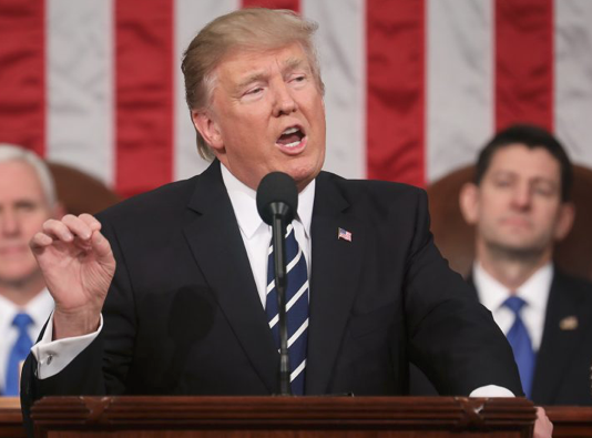 Trump Shares Story Of North Korean Dissident At SOTU [VIDEO]