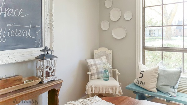 Hang Plates On Wall easy low-cost way to hang plates on the wall | diy beautify