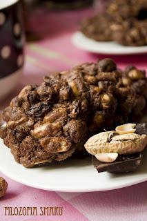 (Chocolate peanut chunkies