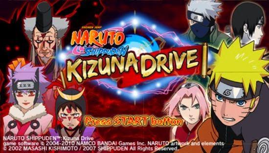 Naruto Shippuden Kizuna Drive PSP ISO - Download Game PS1 PSP Roms Isos and More   Downarea51