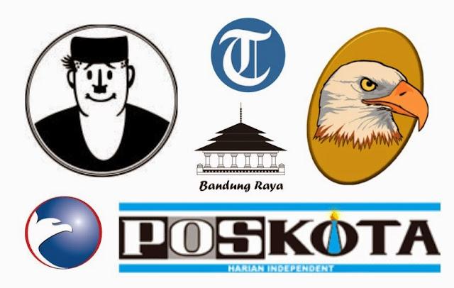 Logo dalam Media Cetak, Reka Bentuk Surat Kabar