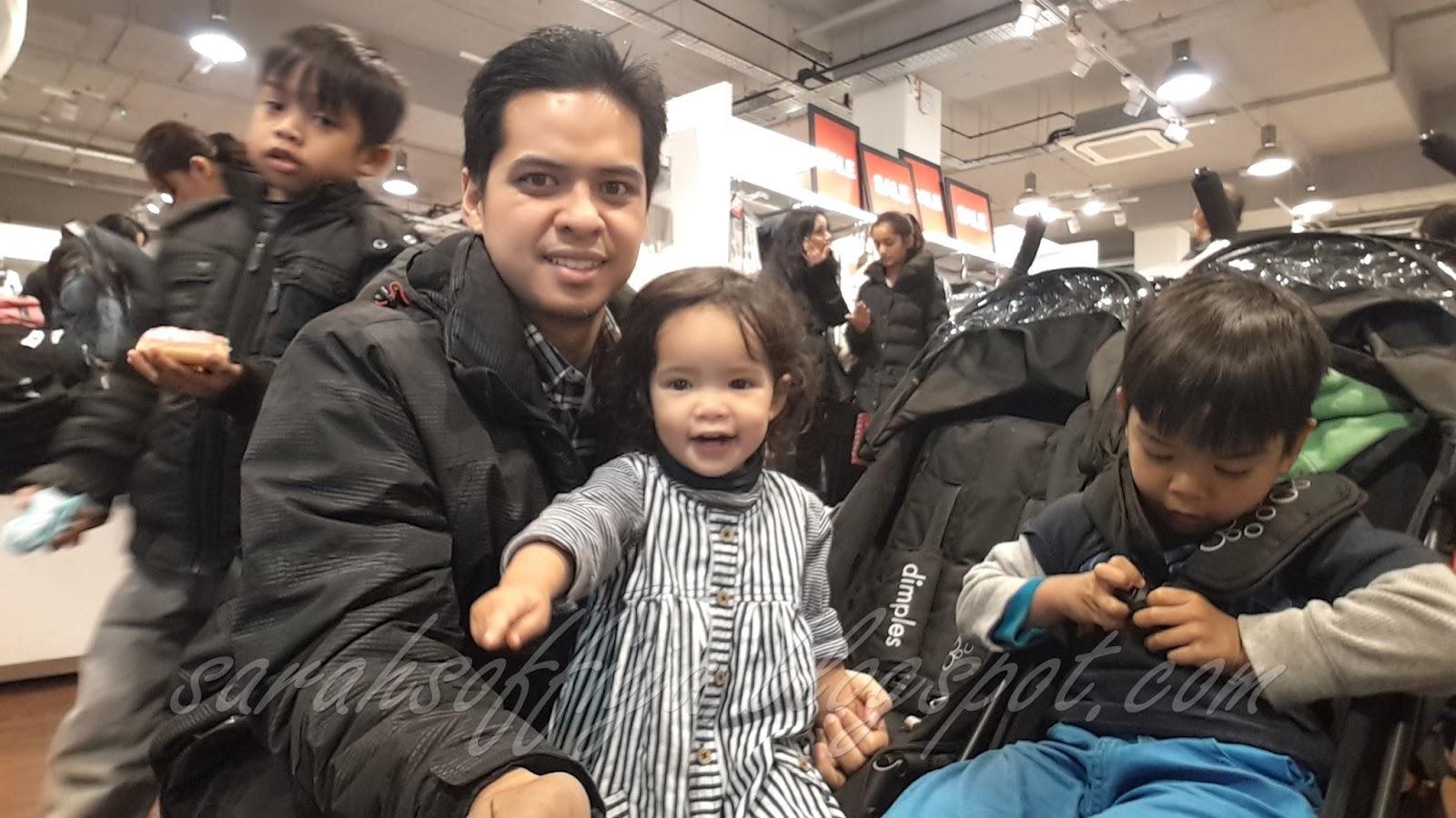 Cerita Kembara Kami Tips Shopping Di Uk