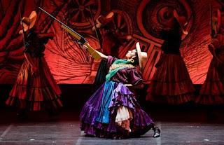 Ballet Folklórico de México de Amalia Hernández