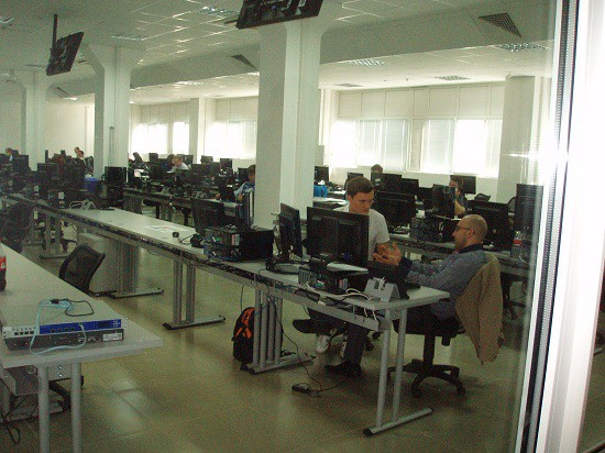 Центр управления технологиями Ростелеком • Адлер