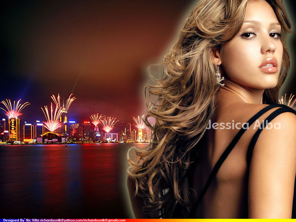 Jessica alba wallpapers highlight wallpapers - Jessica alba desktop wallpaper ...