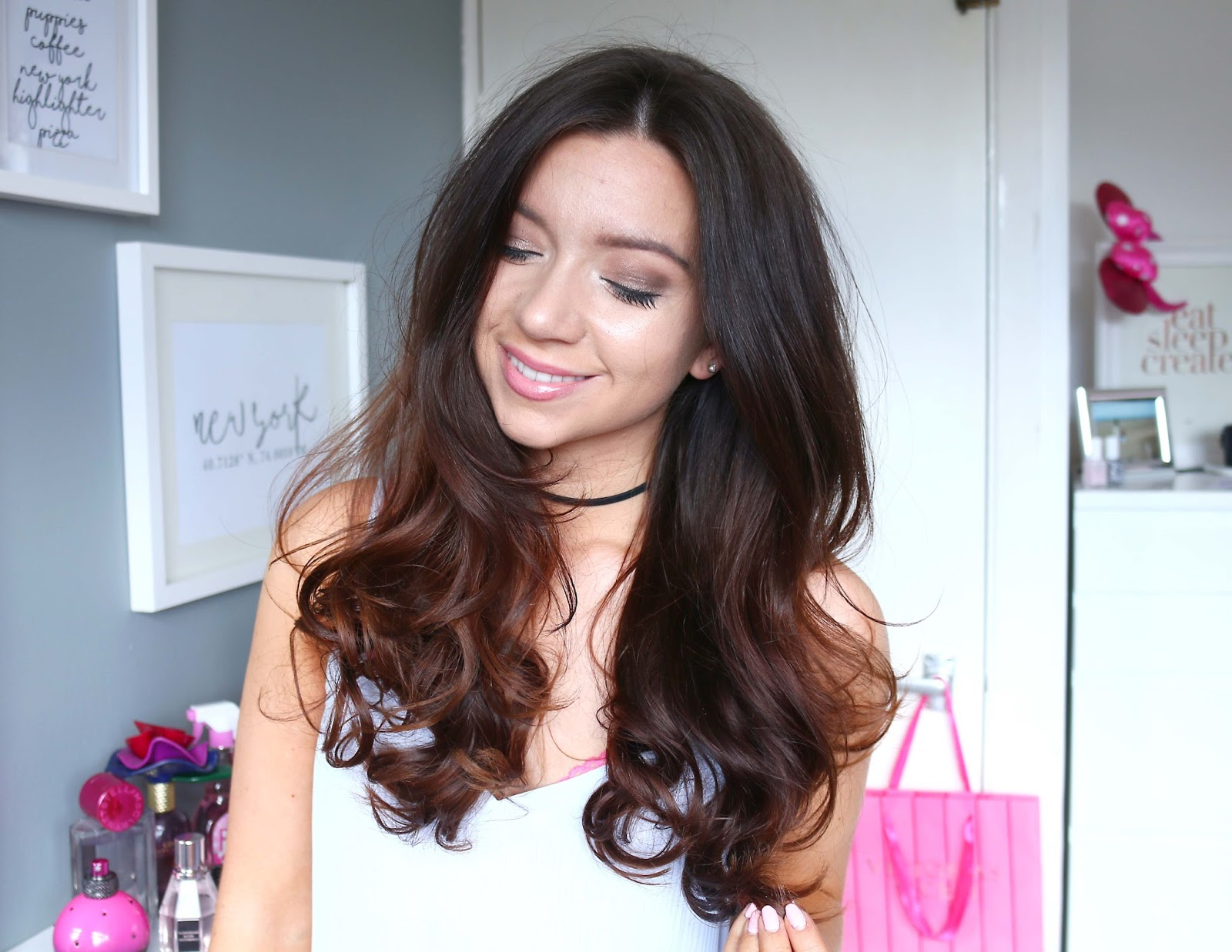 How I Dye & Style My Hair At Home - Dizzybrunette