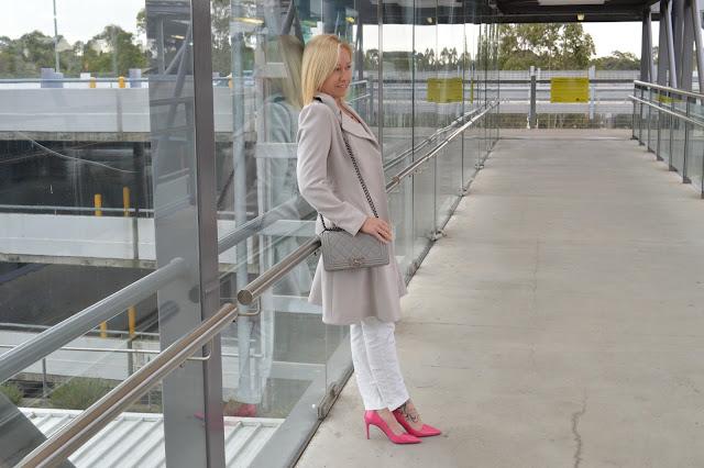 Sydney fashion Hunter - The Wednesday Pants #41 - H&M Coat