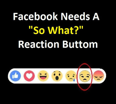 so what reaction button