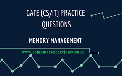 gate questions on virtual memory
