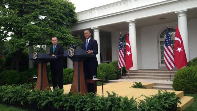 Ο Ομπάμα έδειξε τελικά την… πόρτα στον Ερντογάν: Δεν πάει ούτε στο τζαμί